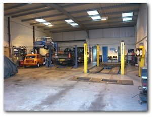 Robinsons Garage MOT Car Service Repair Barrow upon Soar