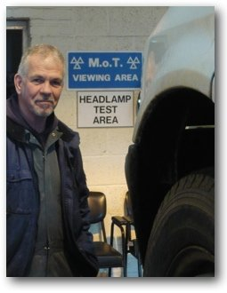 MOT tests Barrow Sileby Quorn Loughborough